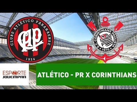 Atlético-PR 0 x 1 Corinthians - 08/11/17 - Brasileirão