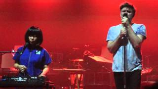 "LCD SOUNDSYSTEM ""All My Friends"" @ Webster Hall March 27, 2016"