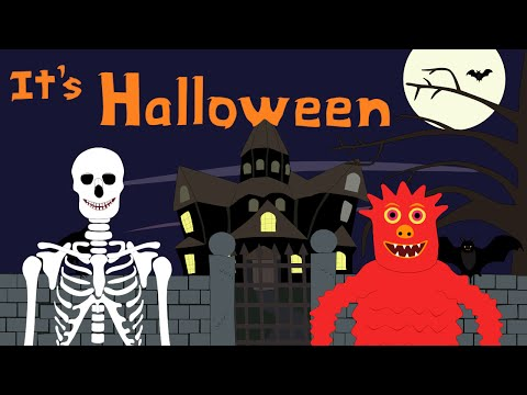 It's Halloween - Halloween Song