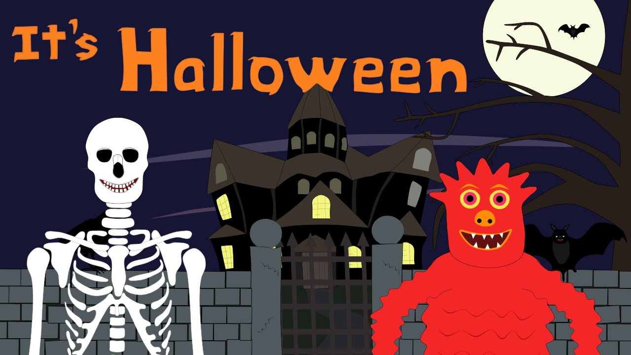 its halloween halloween song youtube - Halloween Youtube Kids