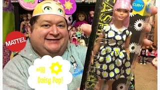 *Brand New* Barbie Fashionistas #48 Daisy Pop Curvy Doll Review✨- Fashionista Friday!