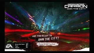 Need For Speed Carbon Own the City PSP Gameplay on PS3
