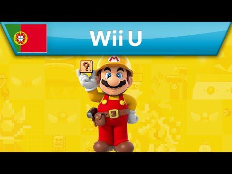 Super Mario Maker - Trailer História (Wii U)