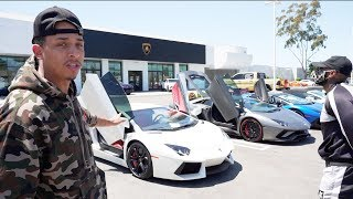 I GOT APPROVED TO BUY A LAMBORGHINI AVENTADOR!