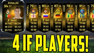 4 IF Players! SIF ST Ronaldo & IF Ibra Hunt!  Fifa 15 Ultimate Team Pack Opening Thumbnail