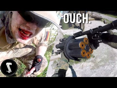 BIGGEST FAILS & WINS Of AIRSOFT 2017