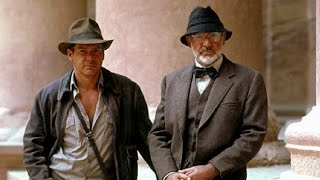 Ti West on INDIANA JONES AND THE LAST CRUSADE