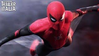 SPIDER-MAN: FAR FROM HOME (2019) | Trailer ITA del Film Marvel con Tom Holland