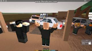 We are AspiringCald's Protective Service (Part 2) - Roblox: Stapleton County, Firestone