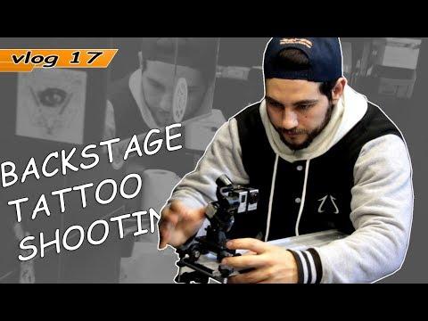 proki tattoo collaboration backstage vlog 17