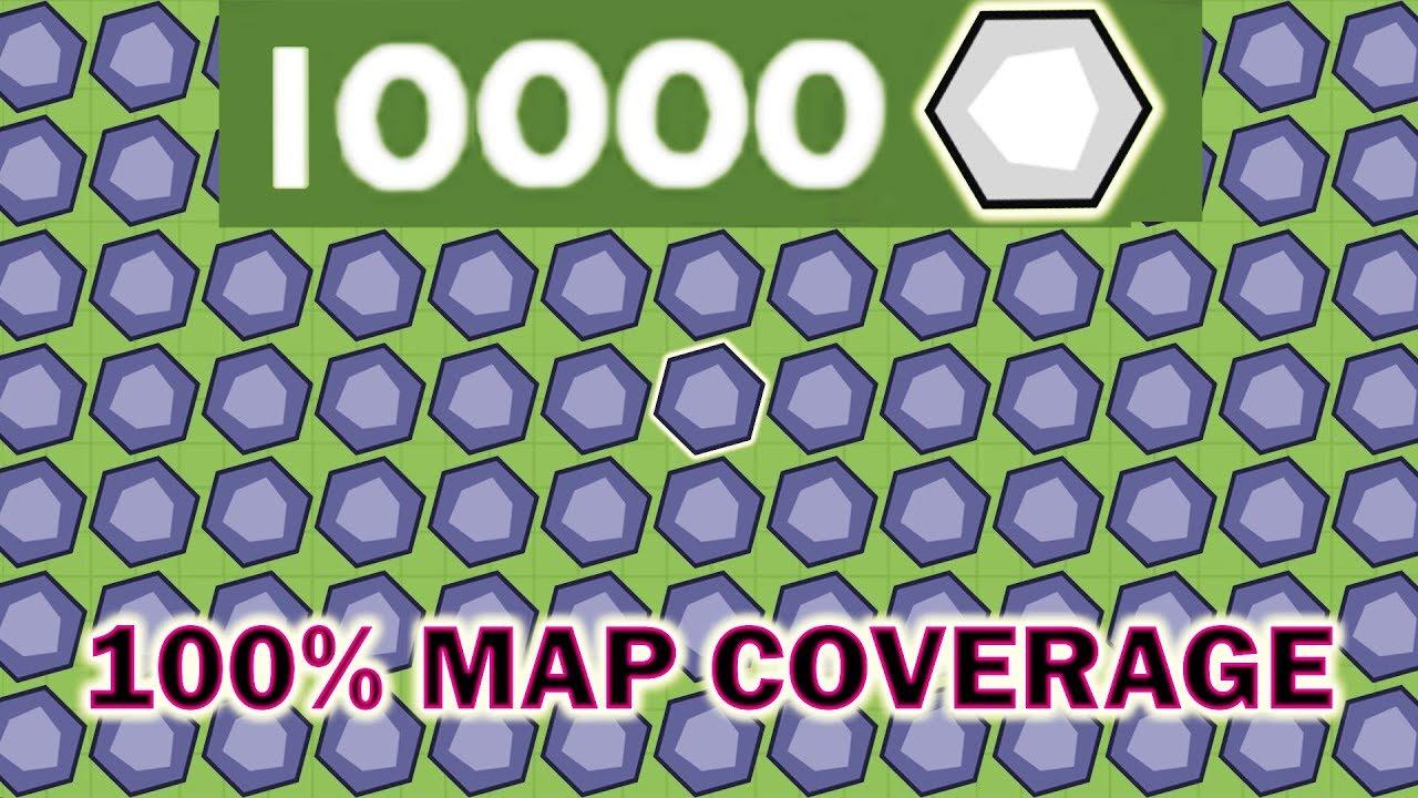 Moomoo Io Map Control 10 000 Mines World Record Youtube