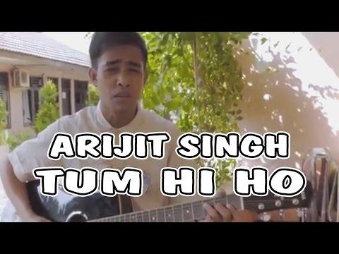 Tum Hi Ho - Arijit Singh - Cover Gitar Akustik by Fildan Dangdut Academy 4 (DA4) - Lagu India