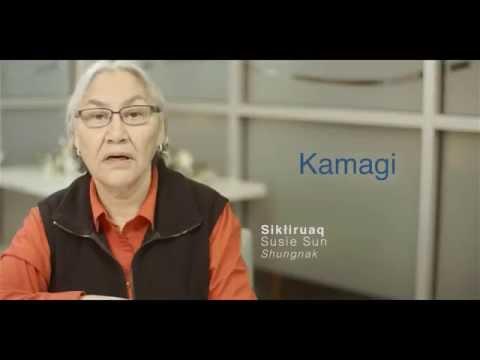 The Iñupiaq Word of the Week (IWOW) - Kamagi