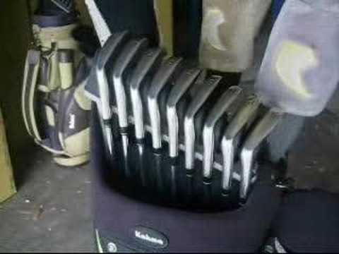 Kahma Golf Bag Youtube