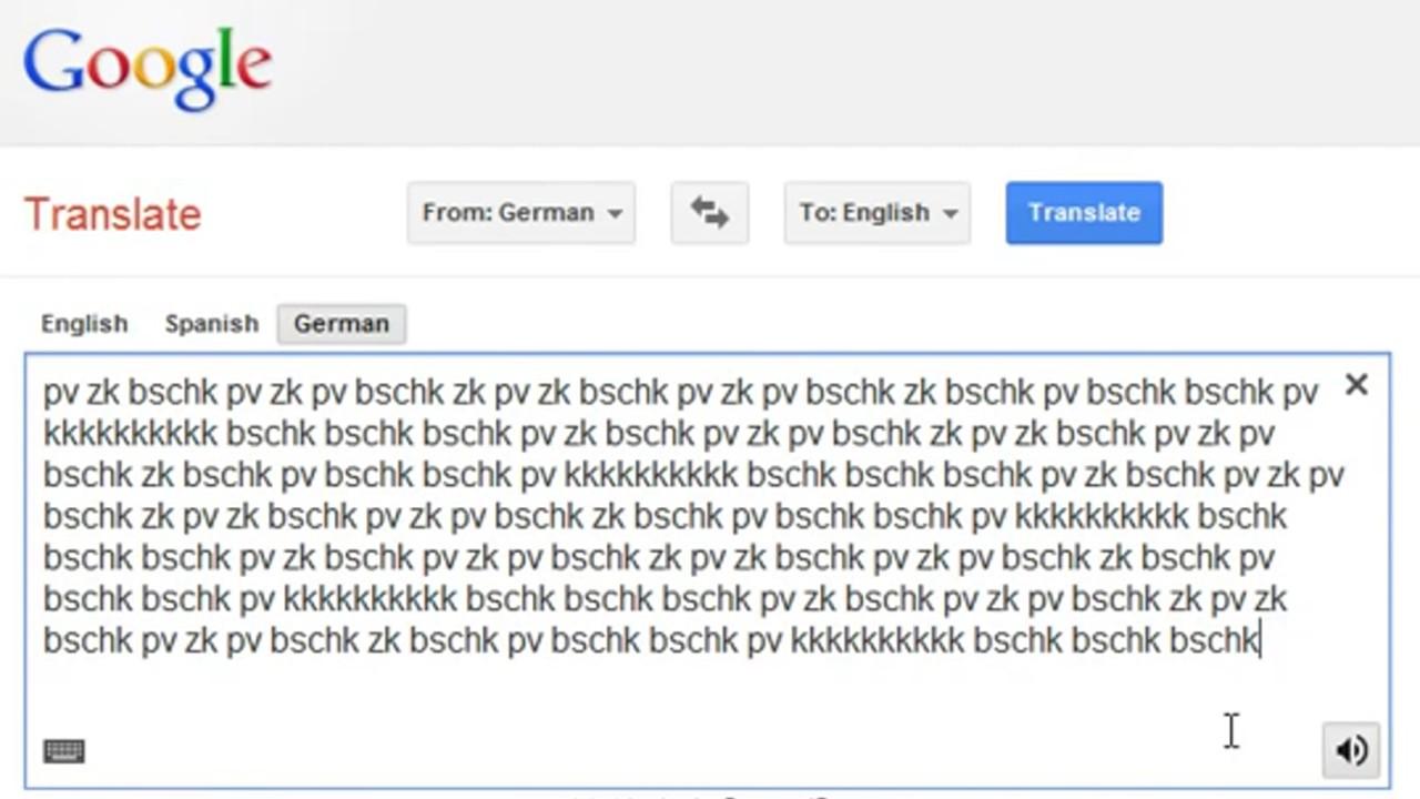 如何令Google翻譯表演Beatbox? -神秘彩蛋!!! (中文字幕) - YouTube