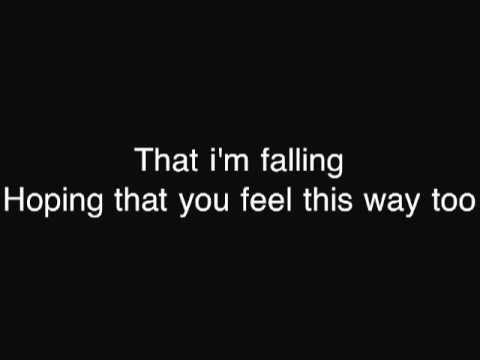 Iration- Falling (LYRICS)