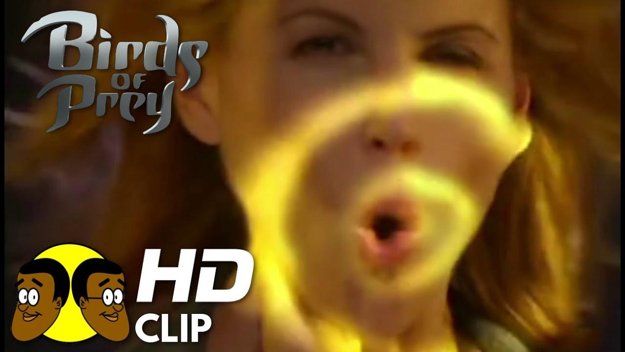 Birds Of Prey Clip Black Canary Saves Dinah Lance 2002 Superhero Lori Loughlin Youtube