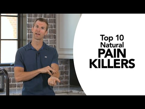 Top 10 Natural Pain Killers