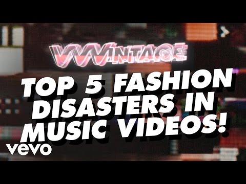 VVVintage - Top 5 Fashion Disasters in Music Videos! (ft. MC Hammer, Kris Kross, Cultur...