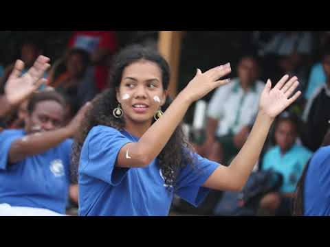 Solomon Islands Law Students Cultural Performance 2021
