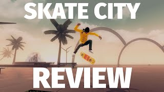 Skate City Review - Lo-Fi Boarding Beats (Video Game Video Review)