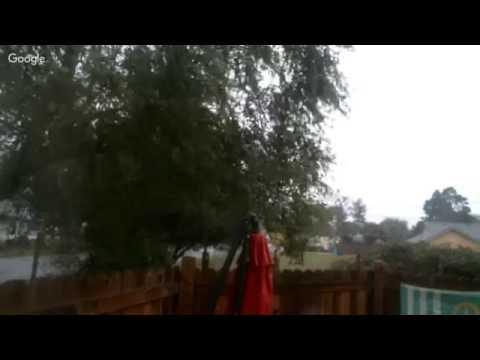 Crescent City, CA. Live Storm Coverage