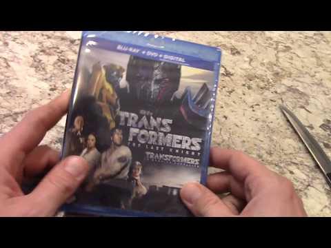 Transformers The Last Knight On Blu Ray, DVD And Digital HD