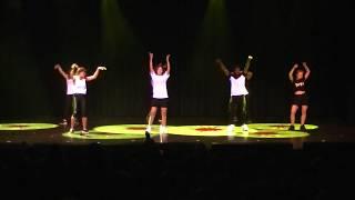BORN 4 DANCE - DANCEHALL IN B4D with TEACHER VICIOUS