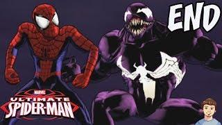 Ultimate Spider-Man - ENDING - Final Boss Venom!