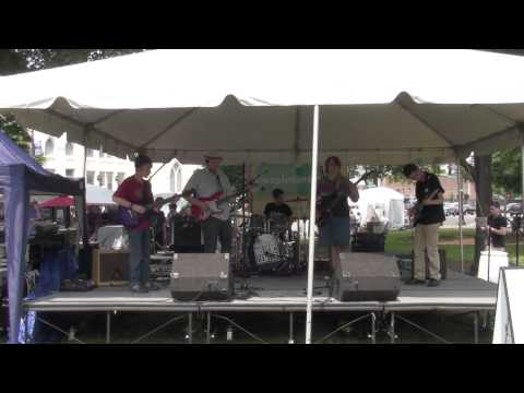 Progressive Music Center's Rock Academy Featuring Hobo T-Rex