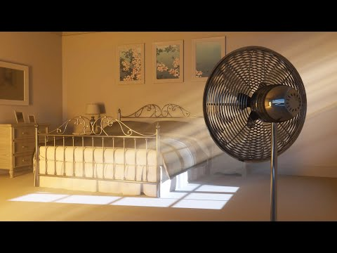 I Fell Asleep Recording This Fan Noise! 😴 Sleep Sounds 10 Hours