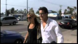 Charlie Sheen on house arrest