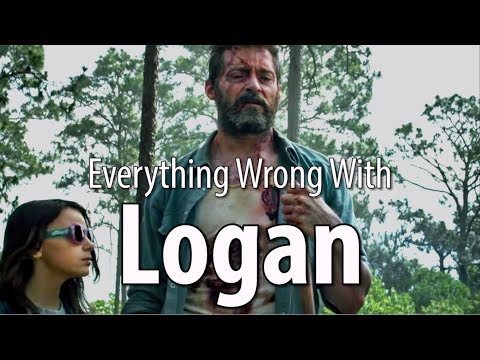 Thumbnail: Everything Wrong With Logan In 17 Minutes Or Less