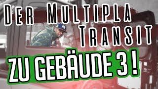 JP Performance - Der Multipla Transit zu Gebäude 3!