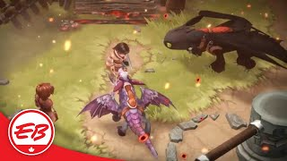 Dreamworks Dragons: Dawn Of New Riders: Teaser Trailer - Outright | EB Games