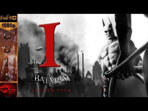 Batman Arkham City Español - Parte 1 Soy Batman 1080p Guia Gameplay en Español Let's Play Walkthrough PC/Xbox360/PS3 from YouTube · Duration:  12 minutes 9 seconds