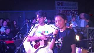 Pamungkas - Sorry [featuring Cantika] (Acoustic Live at Panggung Gembira, Jakarta 21/02/2020)
