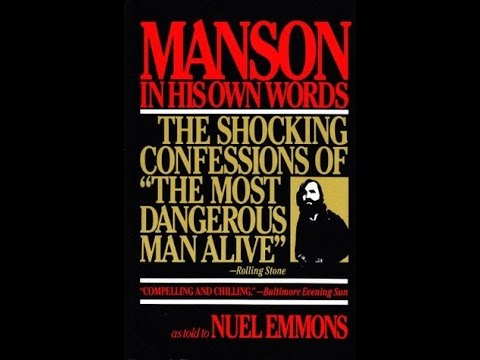 Manson In His Own Words Youtube