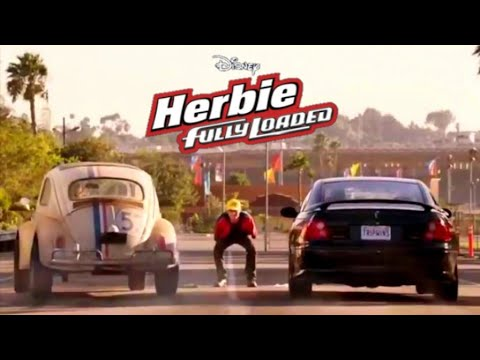 Herbie fully loaded (2005) - Volkswagen Type 1 beetle vs Pontiac GTO/Monaro. The love bug