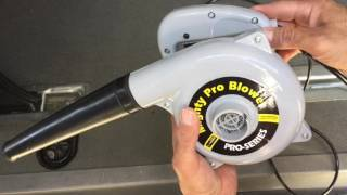 Mighty Pro Blower for Sprinter Van