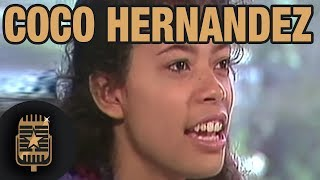 Coco Hernandez of 'Fame' is interviewed by TopPop's Ad Visser • Celebrity Interviews