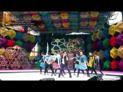 IDP | SHOW ME WHAT YOU GOT | FINAL GOJIGO 25 | Choreographed By 4B4H D'dank