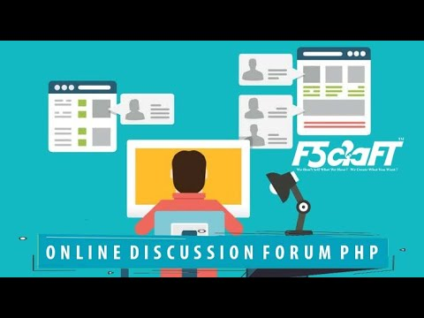 FREE DOWNLOAD ONLINE DISCUSSION FORUM SITE USING PHP | Tamil | F5Craft - Web Development Company