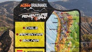 KTM Braumandl Südamerika 2016/2017