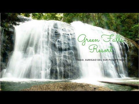 Green Falls Tago Surigao del Sur Philippines