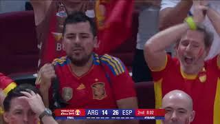 #WC2019 | ESPAÑA vs Argentina (final)