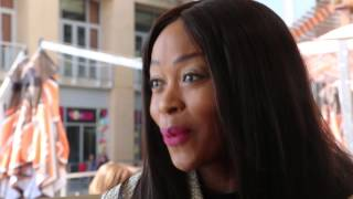 Thembi Seete on her Rhythm City role: 'It scares me'