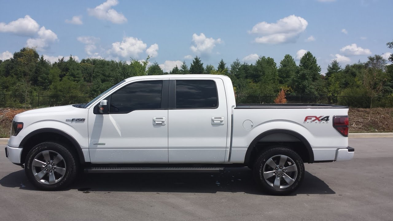 Sold 2013 ford f 150 fx4 luxury supercrew 3 5 ecoboost 22k for sale call 855 507 8520 youtube