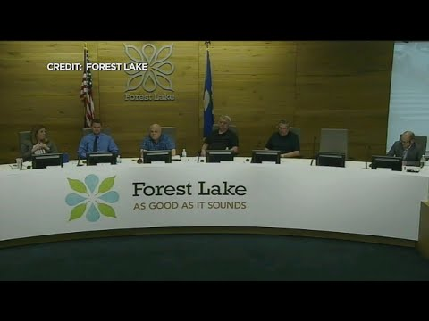 Forest Lake Mayor Calls Man A 'Piece Of S***' At City Council Meeting
