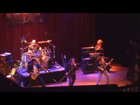 Live Evil ultimate Ronnie James Dio tribute band jamming at House of Blues,2017